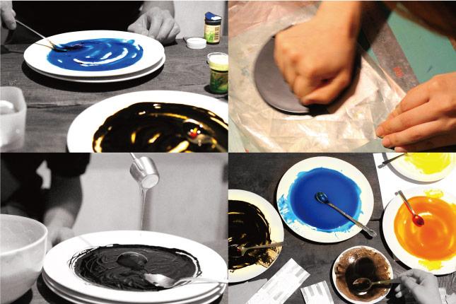 HANTO 食用色素版画パッケージ03