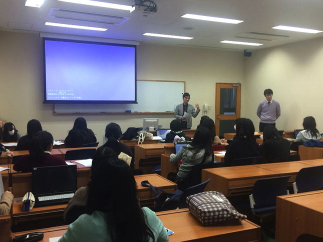 立教女学院 2015 クリエイティブ講座.