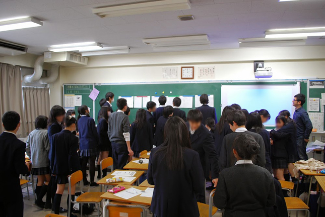 都立翔陽高等学校 キャリア教育プログラム04.